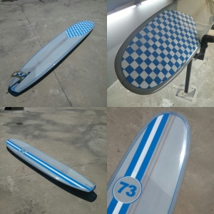 longboard noserider